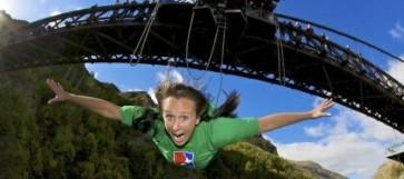 AJ Hackett Bungy - Kawarau Bridge Bungy Jump-3