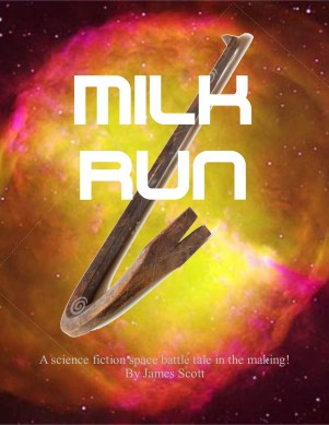 Milk Run Book Cover