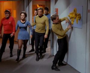 USS Enterprise Corridor