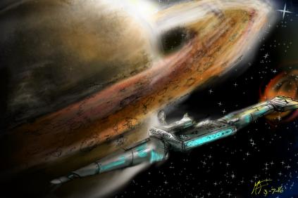 Saturn's Flag Ship-2 (3)